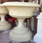 sandstone flowerpot base audio